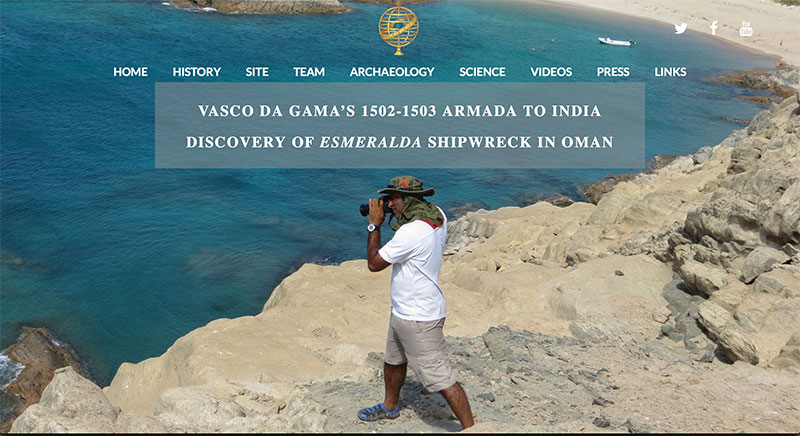 video vasco da gama
